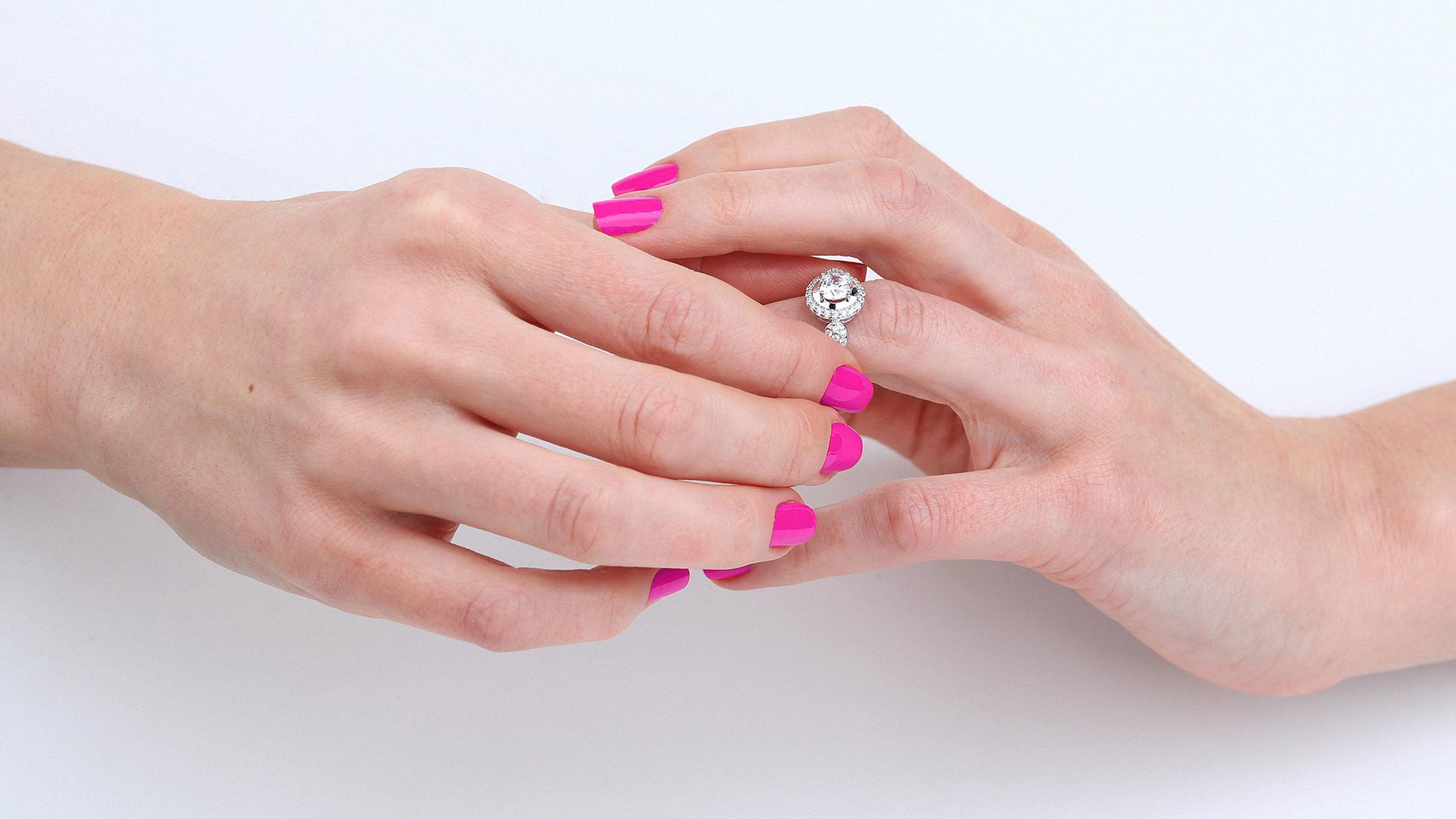 Как узнать размер пальца для кольца