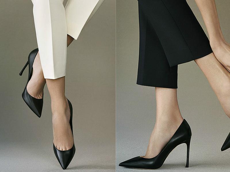 Женская классическая обувь: что одевать?