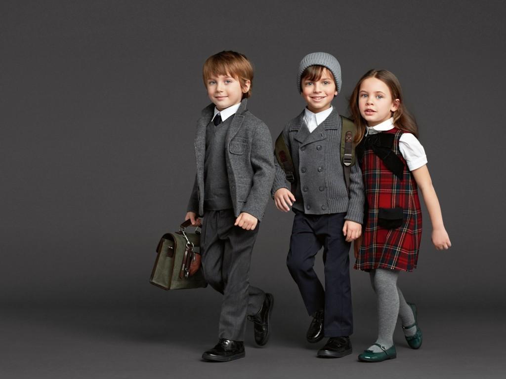 Как модно одеть ребенка?