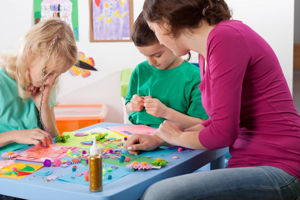 5 причин отдать ребёнка в детский сад