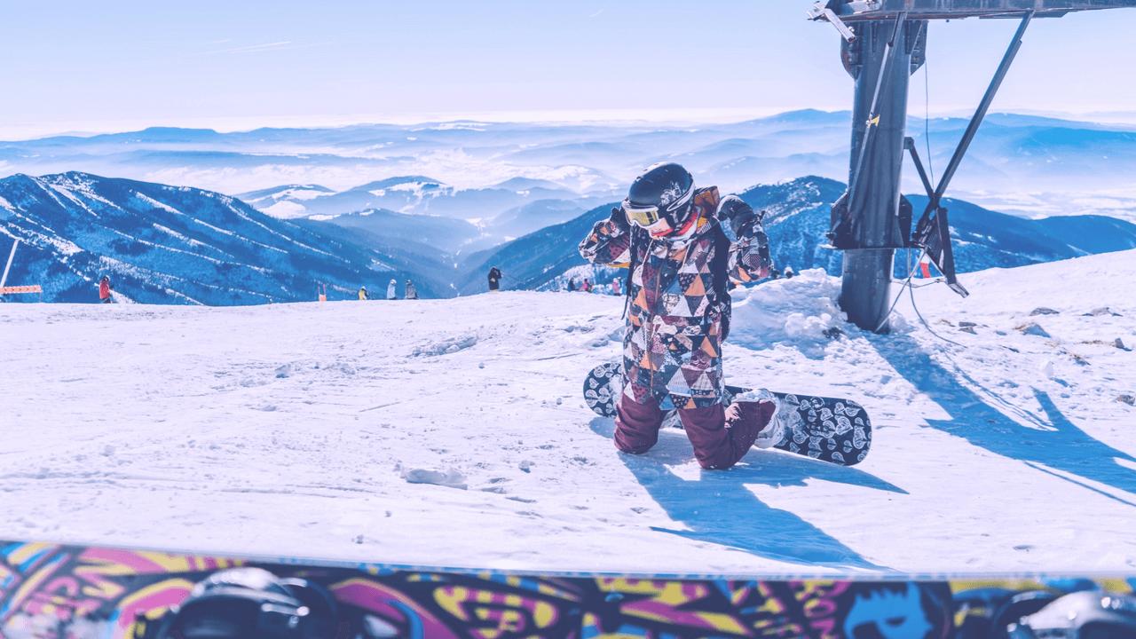 Как выбрать одежду для сноубординга