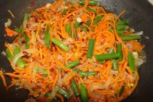 DSC07014 300x200 Макароны с овощами
