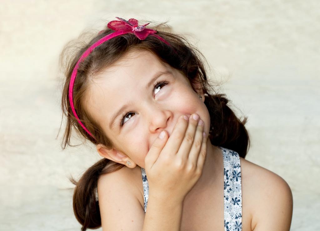 Как отучить ребенка врать?