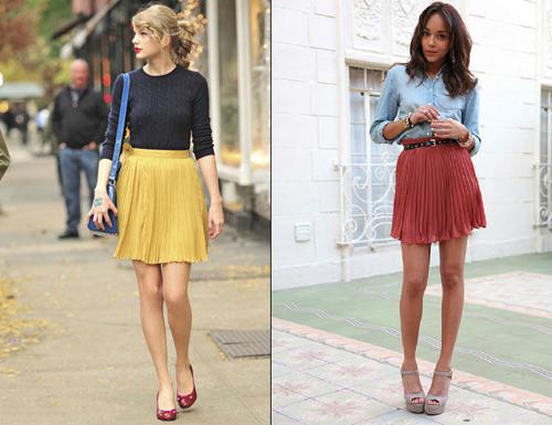 Модные платья 2014- фото весна лето