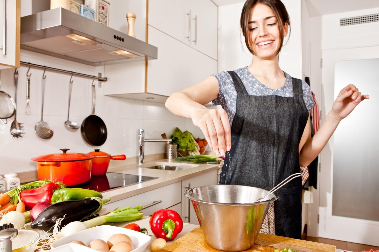 11 кулинарных хитростей для занятых мам