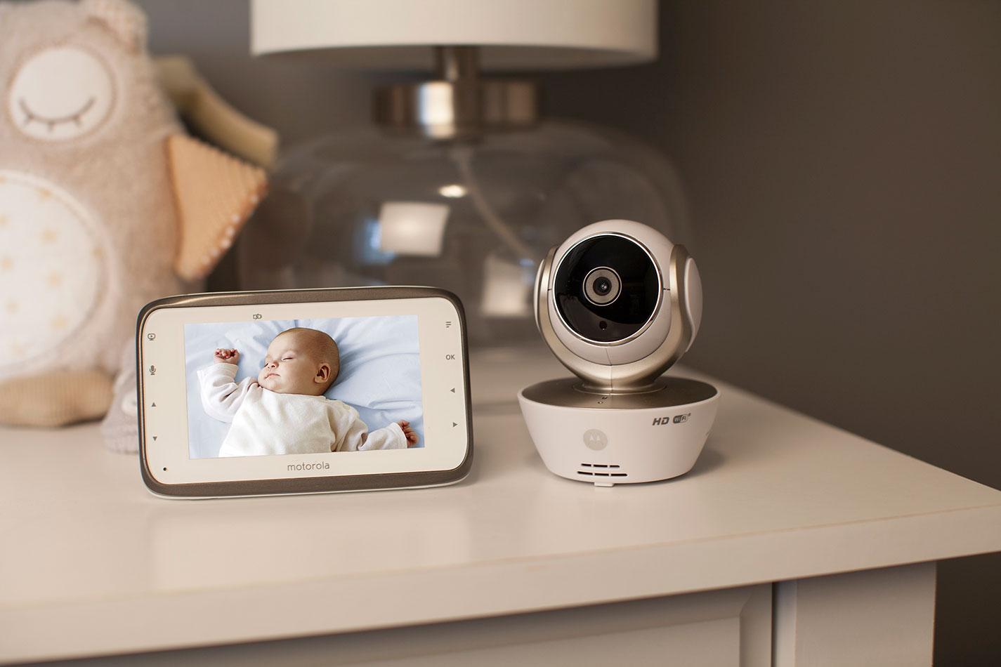 Как выбрать видеоняню для ребенка