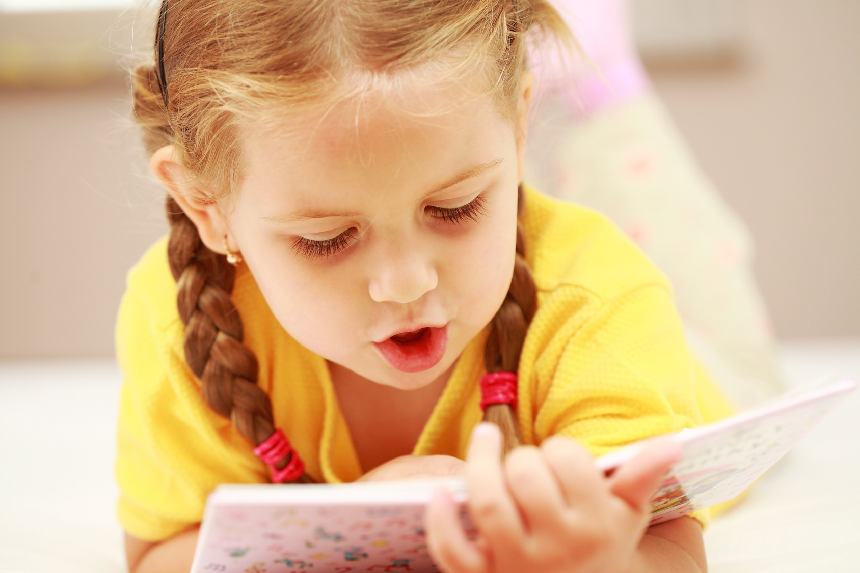 Как сделать так, что бы ребёнок полюбил читать