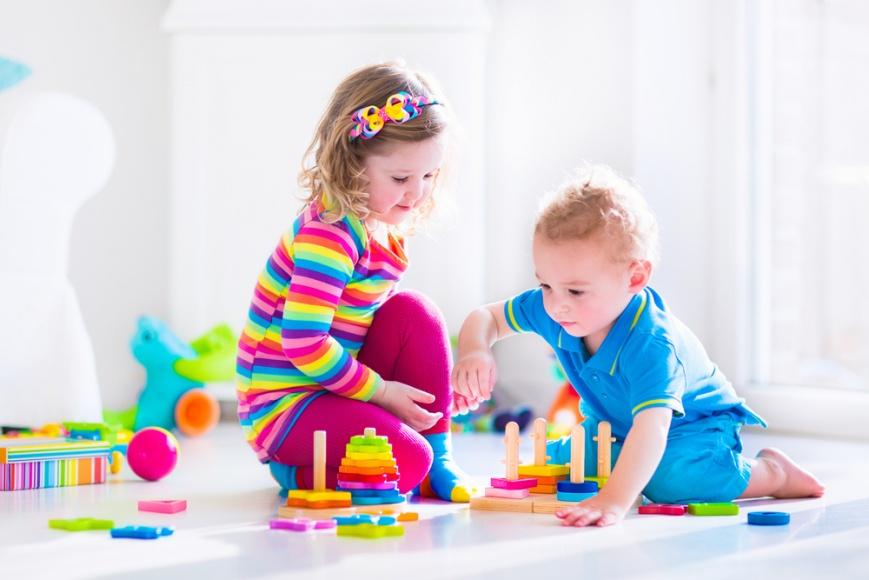 Особенности малышей от 1 года до 3 лет