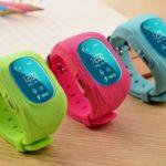 Безопасность ребенка — часы с GPS-трекером