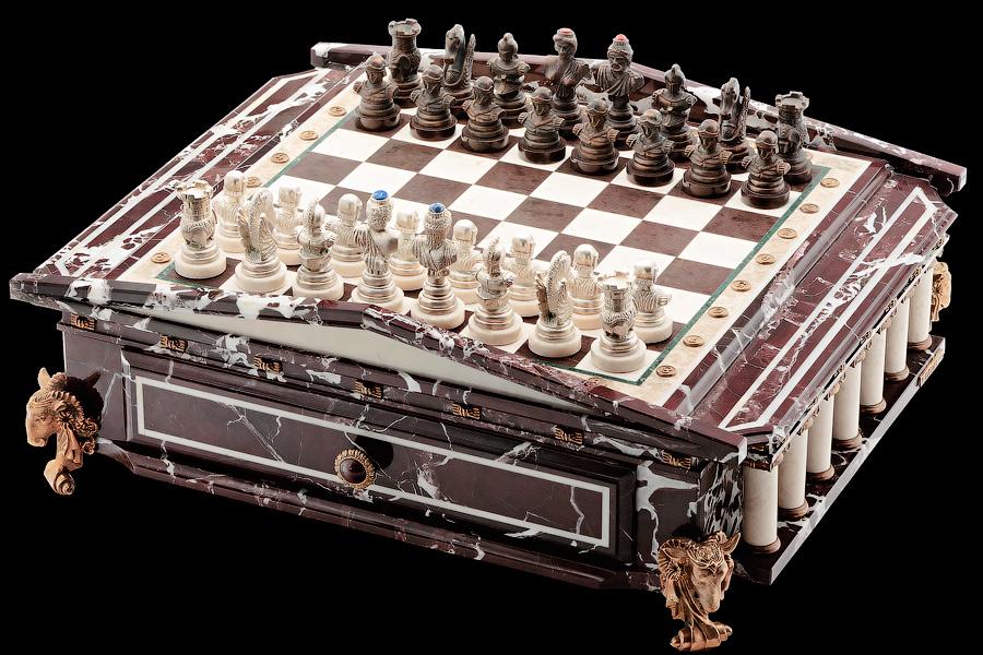 Коллекционный набор шахмат
