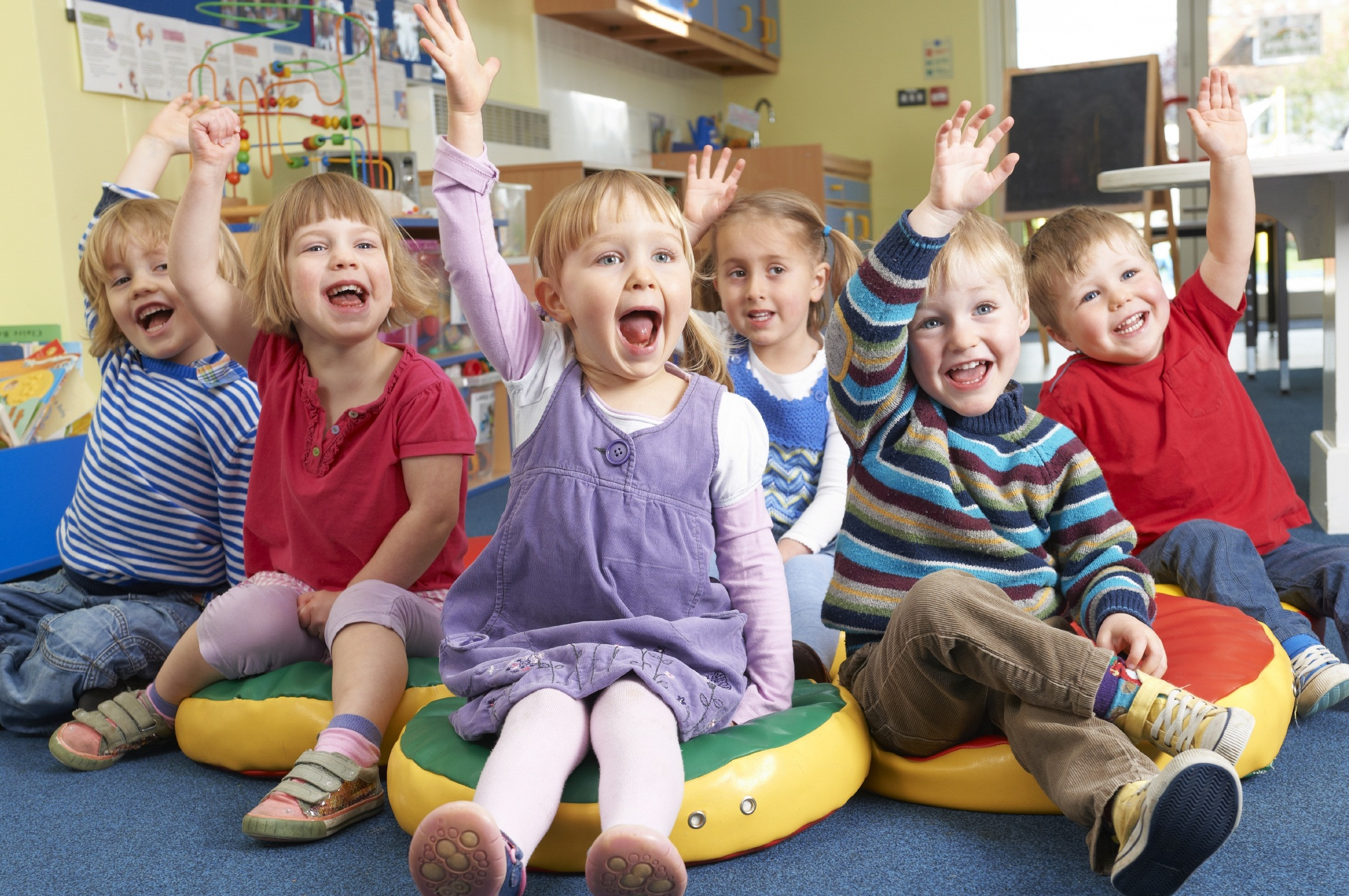 причин отдать ребёнка в детский сад