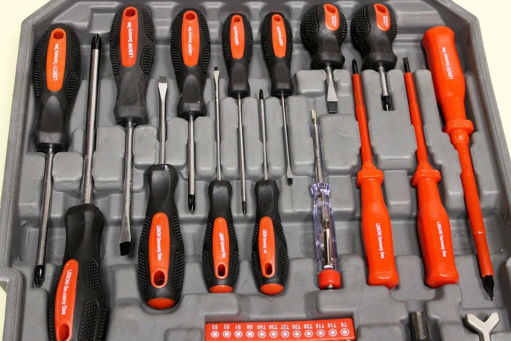 Кейс с инструментами