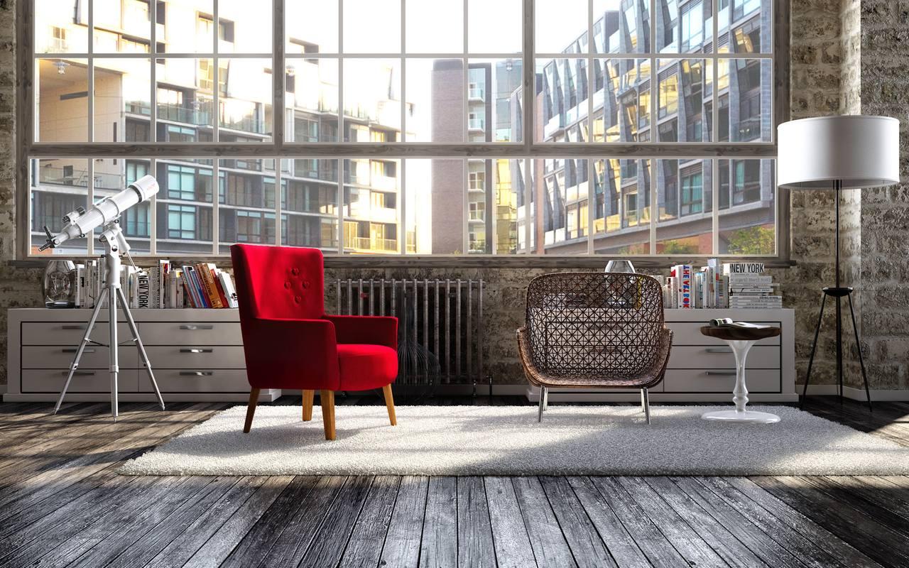 Мебель в стиле лофт: особенности, виды и использование