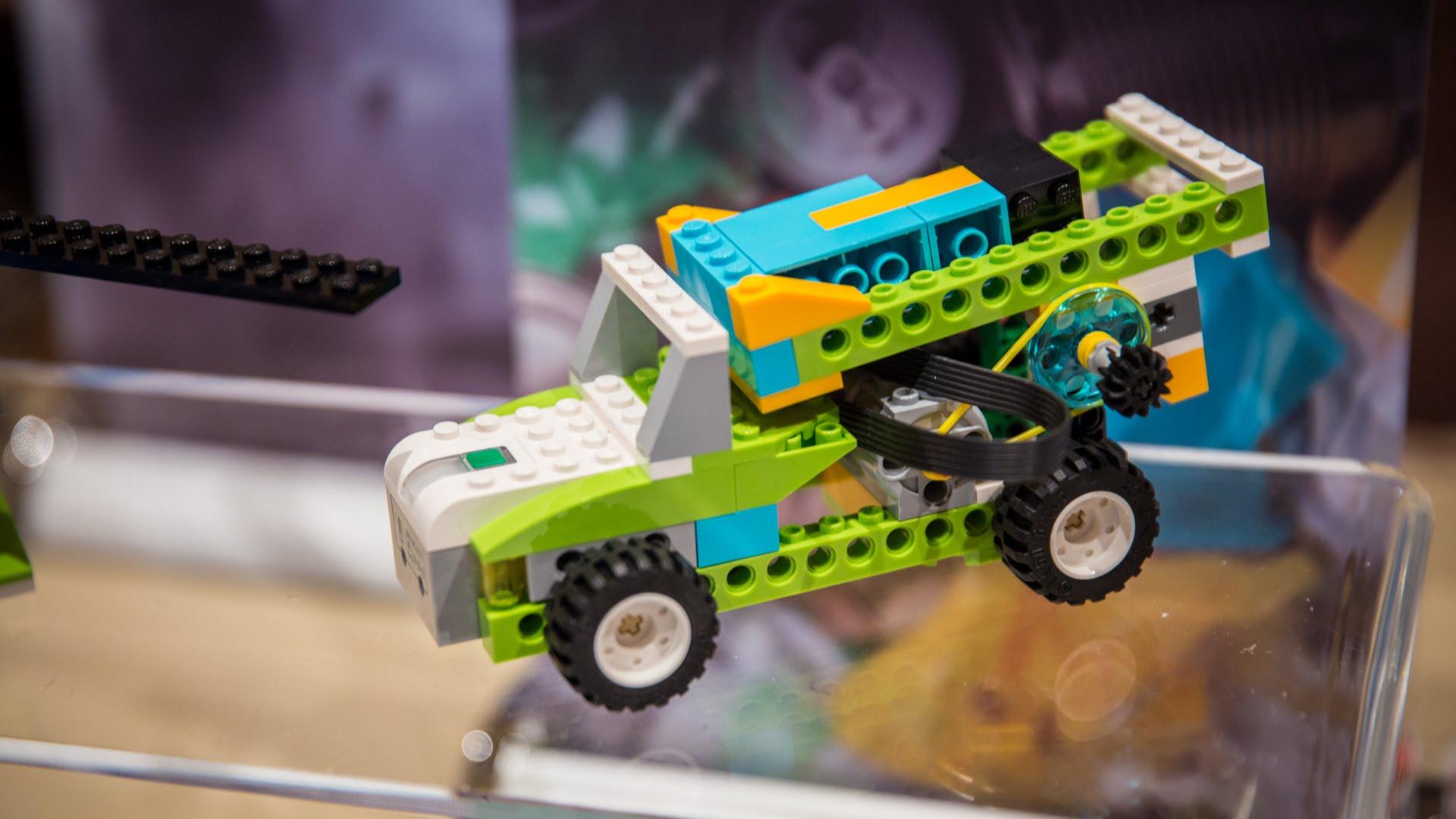 Революционный переворот в мире известных конструкторов Лего