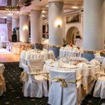 Свадебные хлопоты: критерии и особенности выбора банкетного зала