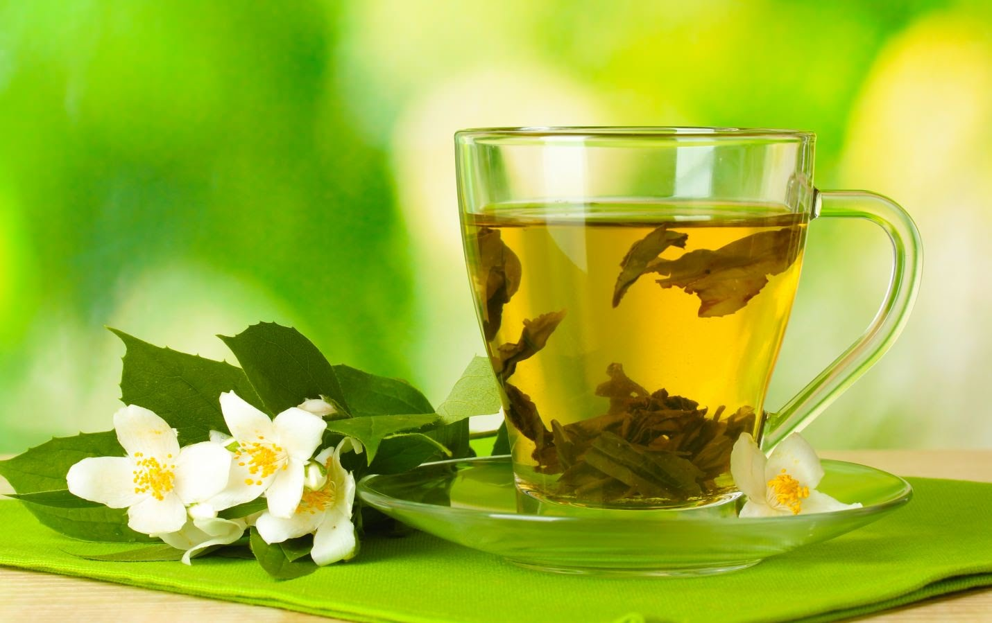 Зеленый чай для похудения – миф или правда и как его правильно.