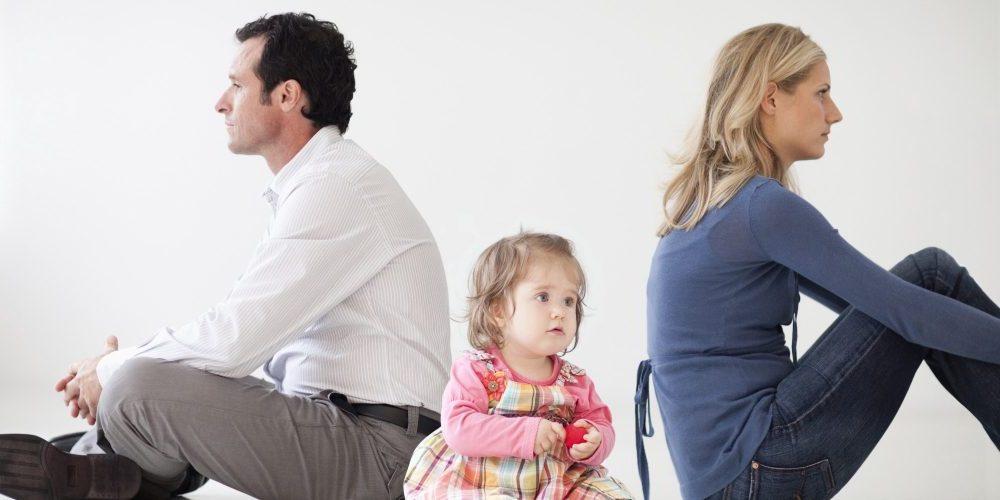 Развод родителей и его влияние на ребенка