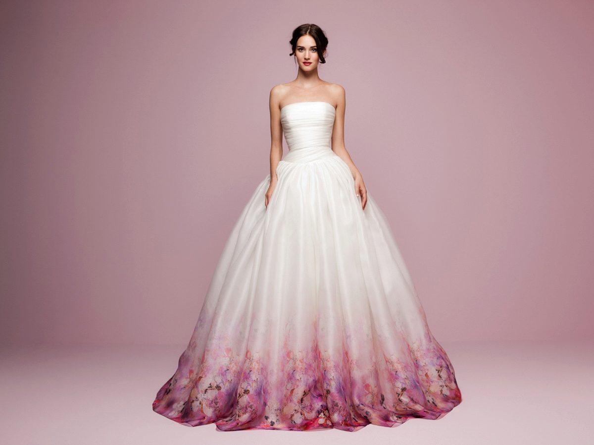 Оригинальное свадебное платье: основные нюансы выбора