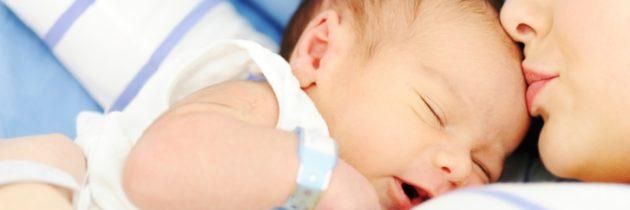 Анализы у новорожденных в роддоме