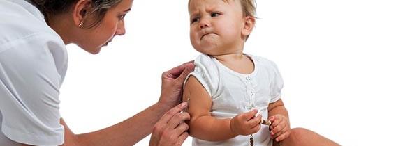 Стоит ли делать прививки детям до 1 года?