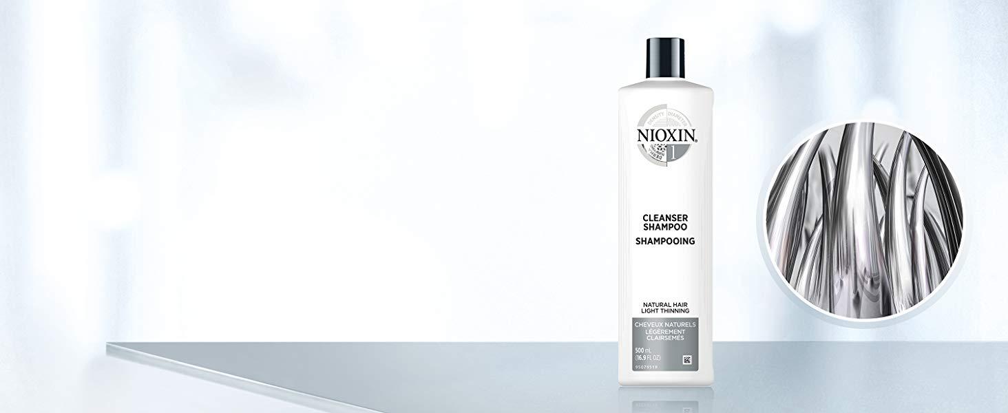 Средства для борьбы с проблемами волос Nioxin. Профессиональный эффект в домашних условиях