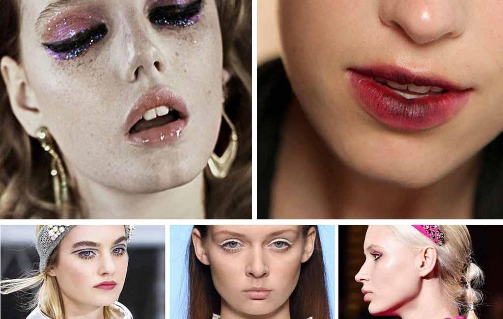 9 лучших трендов макияжа с подиума и Инстаграма