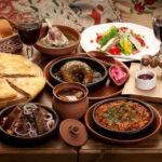 Грузинская национальная кухня: особенности и популярные блюда