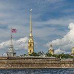 Весенняя поездка в Петербург
