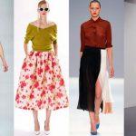 Андре Тан — самые модные юбки