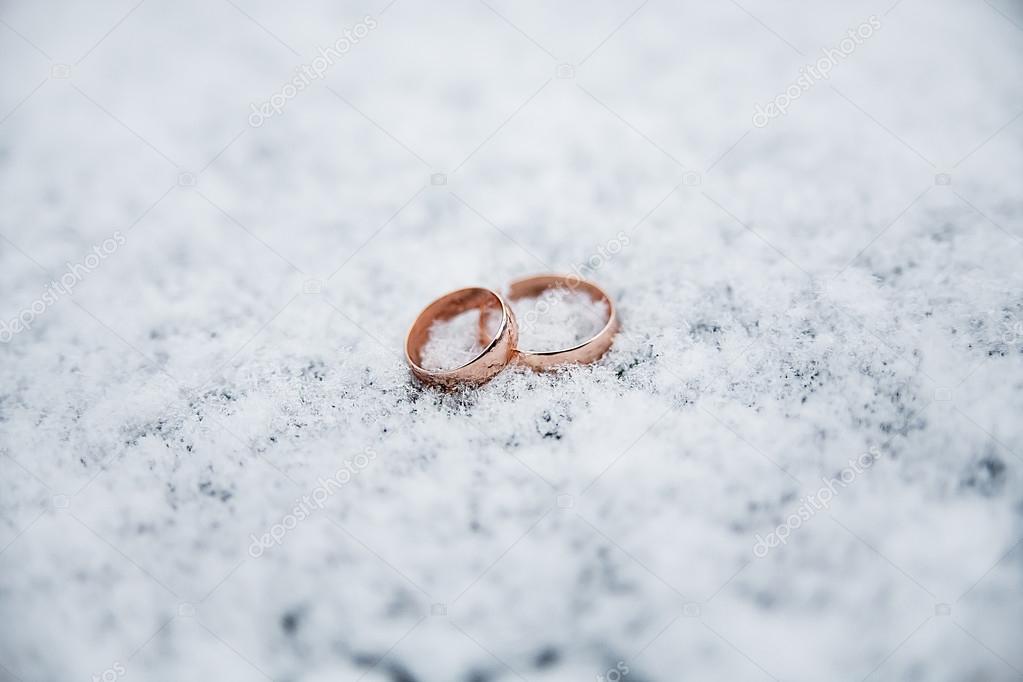 Потеряли кольцо в снегу – что делать?